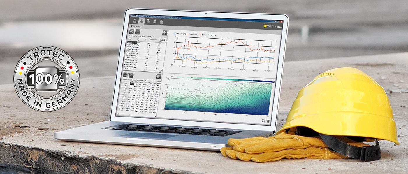 Meetgegevensmanagement Software Multimeasure Studio Professional 2 0
