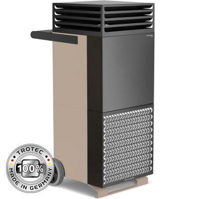 Luchtreiniger TAC V+ in brons/zwart