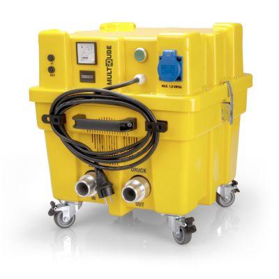 Zijkanaalcompressor VE 4 S MultiQube