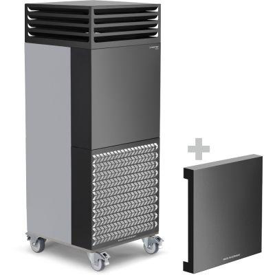 Luchtreiniger TAC BASIC + geluiddempende kap