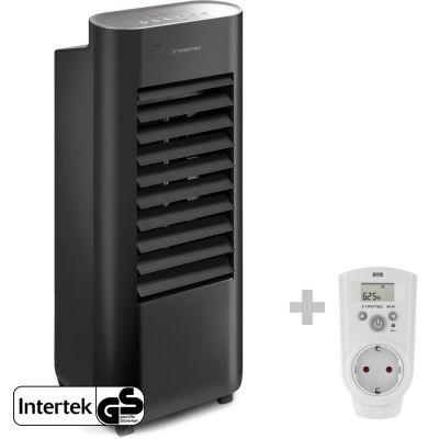 Design-aircooler PAE 22 + Stopcontact-hygrostaat BH30 (niet bruikbaar in Belgie)