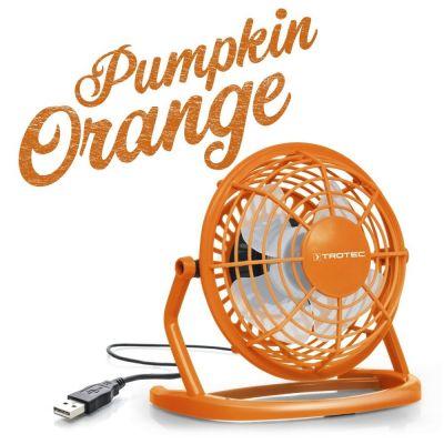 USB Ventilator oranje TVE 1O