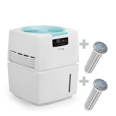 Luchtwasser / Airwasher AW 10 S + 2 SecoSan Stick 10