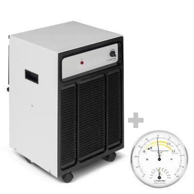 Luchtontvochtiger TTK 120 S + Thermo-hygrometer BZ15M