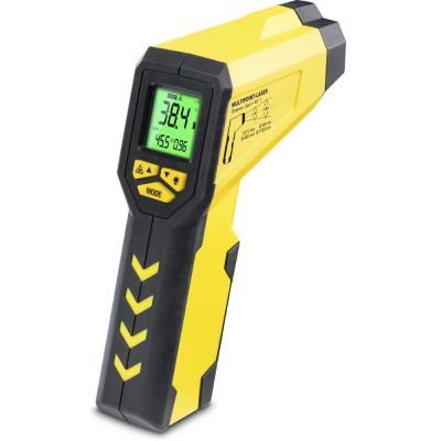 Infrarood-Thermometer / Pyrometer TP7 multipunt laser