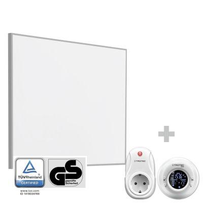 TIH 300 S Infrarood-verwarmingsplaat + Draadloze klokthermostaat BN35