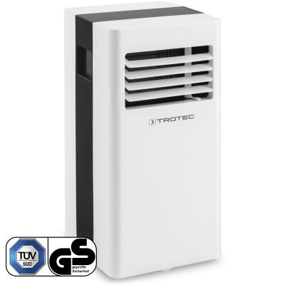 Lokale airconditioner PAC 2600 X + AirLock 100