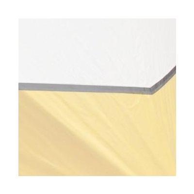 Reflectiestrepen grijs 5 cm, per m