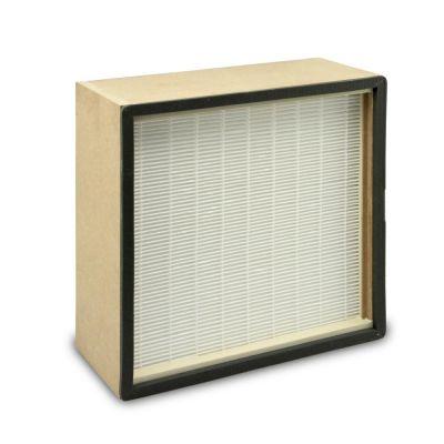 TAC 5000 H13 filter voor zwevende stoffen (met goedkeuring voor stofklasse H)