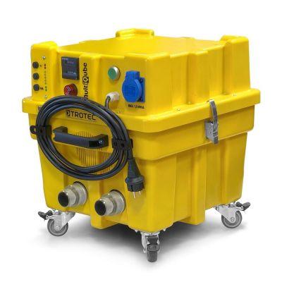 Zijkanaalcompressor VE 4 MultiQube