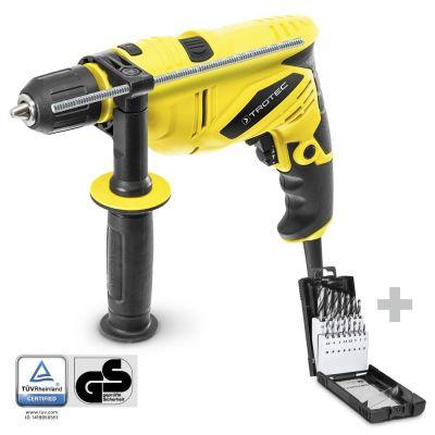 Klopboormachine PHDS 10-230V inclusief houtboor-set