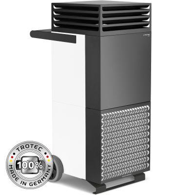 Luchtreiniger TAC M in wit/zwart