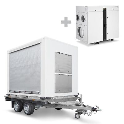 TTR Cargo inclusief adsorptiedroger TTR 6600