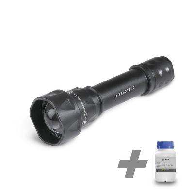 UV-Torchlight 15F + Uranine