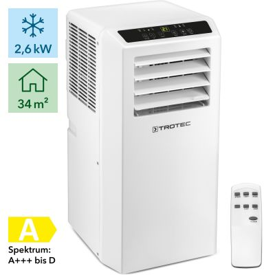 Lokale airconditioner PAC 2610 S