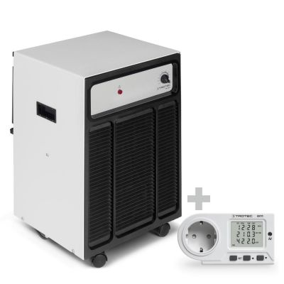 Luchtontvochtiger TTK 120 S + energiekostenmeetapparaat BX11