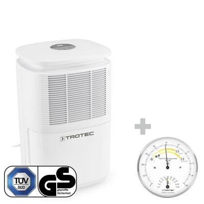 Luchtontvochtiger TTK 30 E + Thermo-hygrometer BZ15M