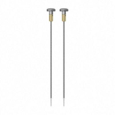 TS 012/300 rond elektrodenpaar 4 mm, geïsoleerd