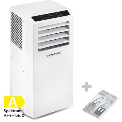 Lokale airconditioner PAC 2010 SH + AirLock 1000