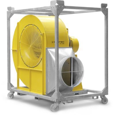 Radiaal ventilator TFV 1200