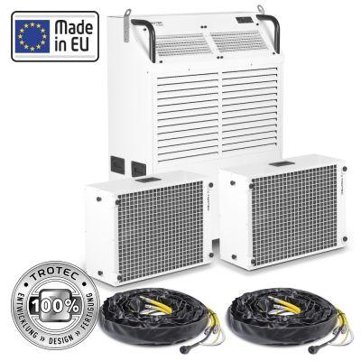 Mobiele professionele airconditioner PT 15000 S