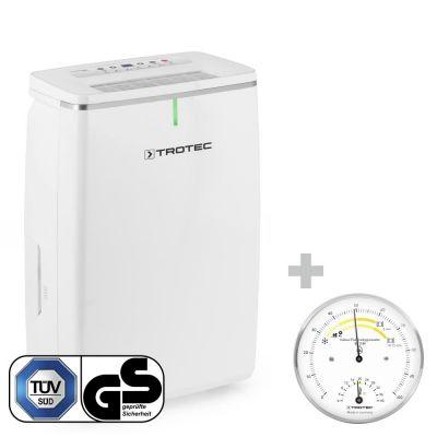 Luchtontvochtiger TTK 72 E + Thermo-hygrometer BZ15M