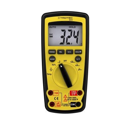 Digitale multimeter BE50
