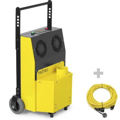 Ozongenerator Airozon® Supercracker + professionele verlengkabel 20 m / 230 V / 2,5 mm²