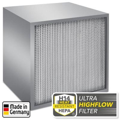 Ultra-highflow HEPA H14 filter voor TAC V+, TAC M, TAC ECO, TAC BASIC en TES 200