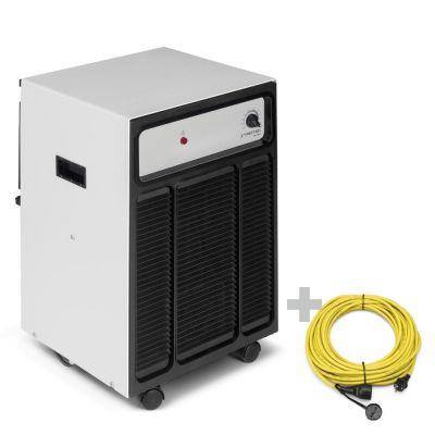 Luchtontvochtiger TTK 120 S + professionele verlengkabel 20 m / 230 V / 2,5 mm²