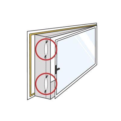 AirLock 200 Fensterabdichtung