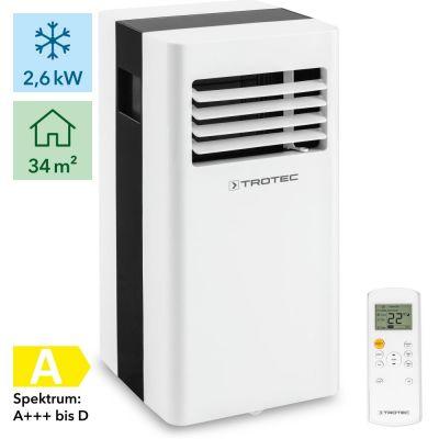 Lokale airconditioner PAC 2600 X gebruikt apparaat klasse 1