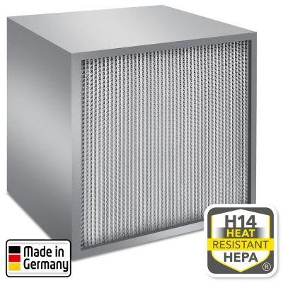 H14 HEPA-filter voor TES 200 / TAC V+ / TAC M