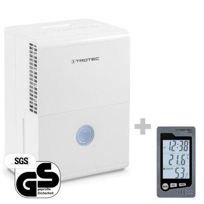 Luchtontvochtiger TTK 28 E + Ruimte-thermohygrometer BZ05