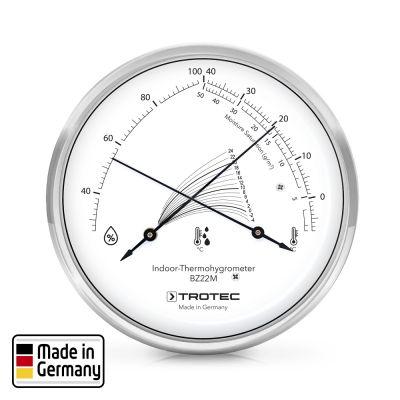 Design-thermo-hygrometer BZ22M