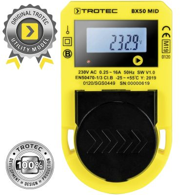 Energiekostenmeetapparaat BX50 MID