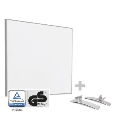 Infrarood- verwarmingsplaat/ Infraroodverwarming TIH 300 S inclusief standvoeten