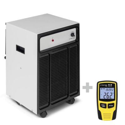 Luchtontvochtiger TTK 120 S + klimaatgegevenslogger BL30