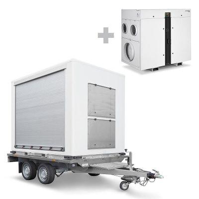 TTR Cargo inclusief adsorptiedroger TTR 8200