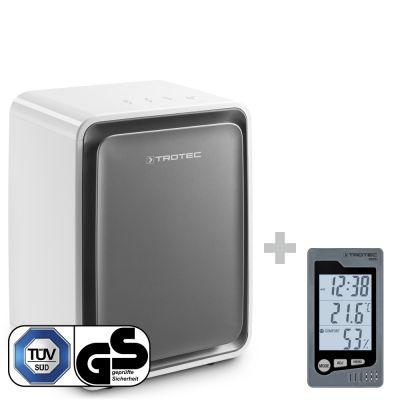 Luchtontvochtiger TTK 24 E WS + Ruimte-thermohygrometer BZ05