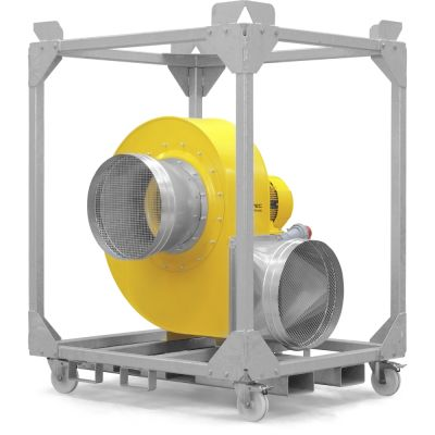 Radiaal ventilator TFV 600