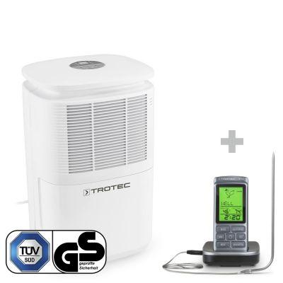 Luchtontvochtiger TTK 30 E + Barbecue thermometer BT40
