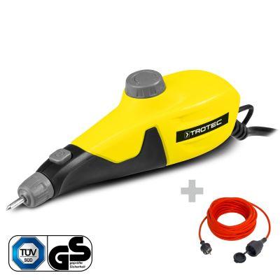 Graveerapparaat PEGS 10-230V + Kwaliteits verlengsnoer 15 m / 230 V / 1,5 mm²