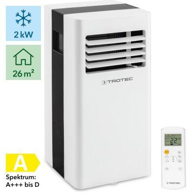 Lokale airconditioner PAC 2100 X gebruiktapparaat klasse 1