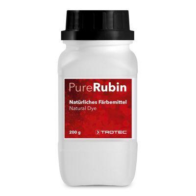 Natuurlijk kleurmiddel Rood PureRubin 200 g