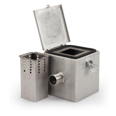 Rookgaskamer Edelstaal V2