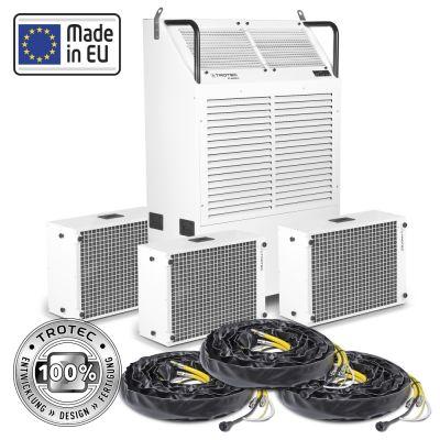 Mobiele professionele airconditioner PT 23000 S