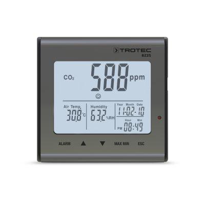 CO2-luchtkwaliteitsmonitor BZ25