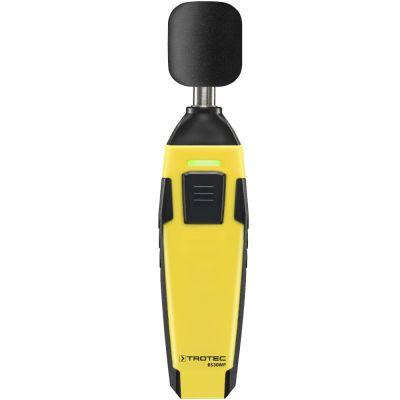 BS30WP geluidsmeter met smartphone-bediening