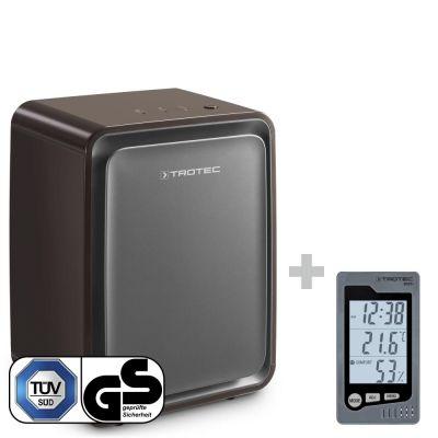 Luchtontvochtiger TTK 24 E BS + Ruimte-thermohygrometer BZ05